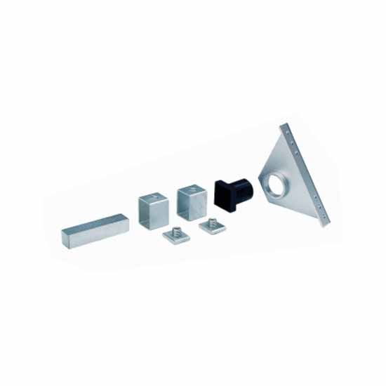Accessories to assemble the lateral trasmission E781A