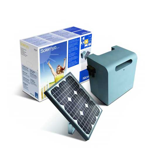 Solar power Kit Nice Solemyo SYKCE