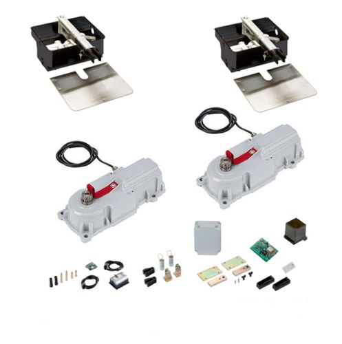 Motorisation portail 2 battants FAAC Power-Kit 24V Integral 106747144