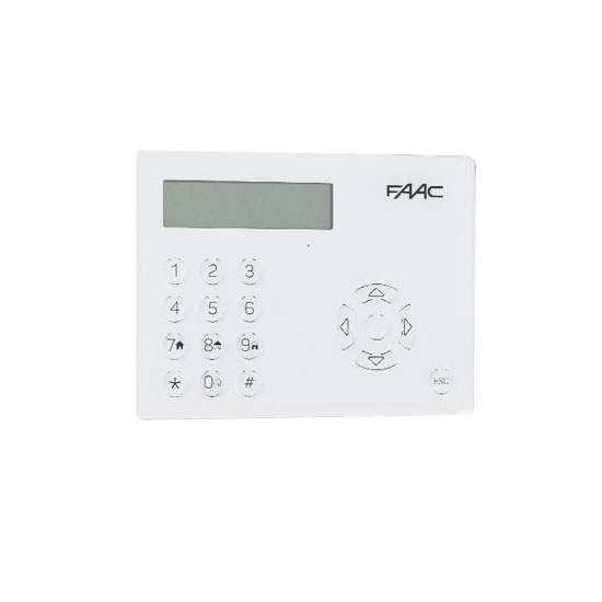 868MHz Wireless Keypad HLT-C Home Lock FAAC 101327