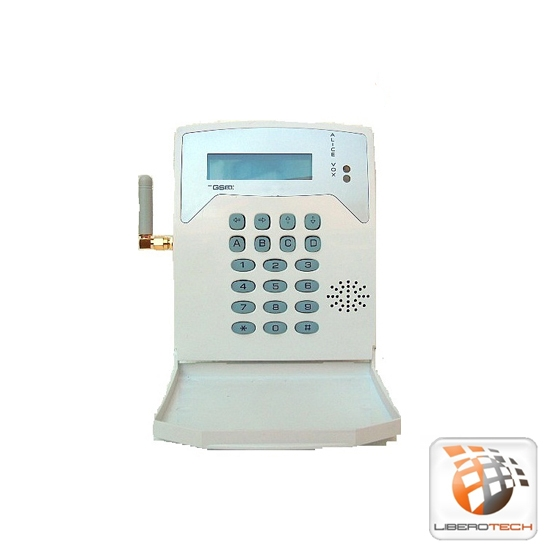 Combinatore telefonico GSM 4 ingressi Alice Vox