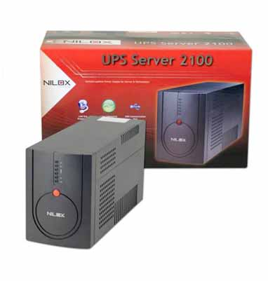 NILOX UPS V.I. WORKSTATION 2100 2100VA/1200W