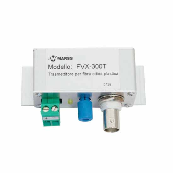 Video Transmitter plastic optical fiber up to 150/300mt