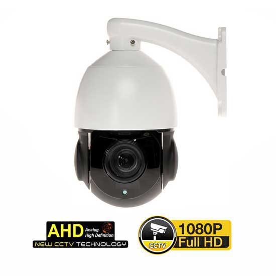 "Speed Dome Metal PTZ AHD@1080p 1/2.8"" Sony IR LED 60M 18X OSD"