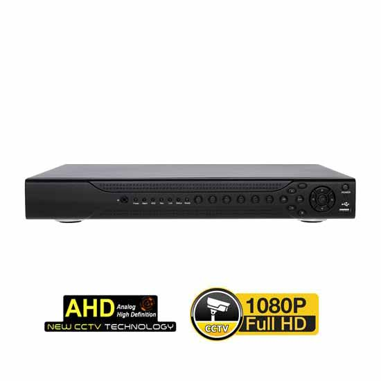 DVR TRIPLEX 16CH 960H - AHD 1080p - IP Rec & Live FULL HD Web