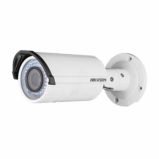 Caméra Bullet IP Varifocal HIKVISION 2Mpx Mirco SD PoE DS-2CD2622FWD-I