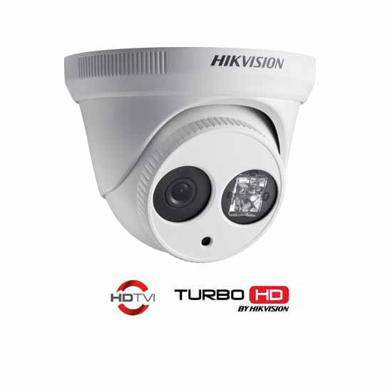 Camera 1.3Mpx Turbo HD 720p HD-TVI 2.8mm HIKVISION DS-2CE56C2T-IT3