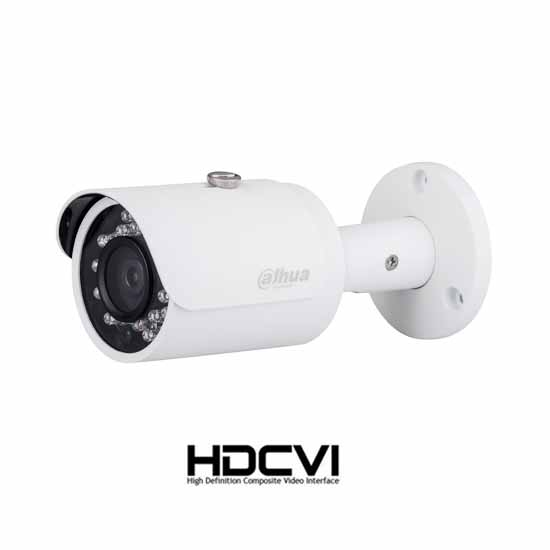 Bullet Camera HDCVI 3.6mm 1080p 2.4Mpx IP67 HAC-HFW1200S