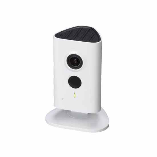 Mini Network Cube IP-Cam WiFi 1.3Mpx HD Easy4IP Dahua IPC-C15