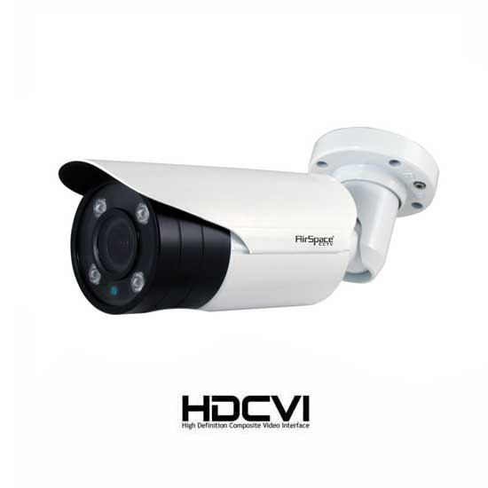 Caméra Bullet HDCVI Motozoom 6-22mm HD 1080p 2.4Mpx Array LED