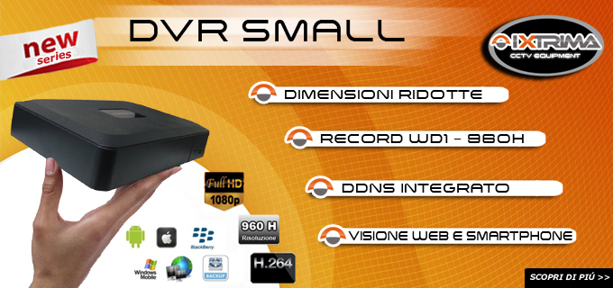 H2 DVR SMALL ITA