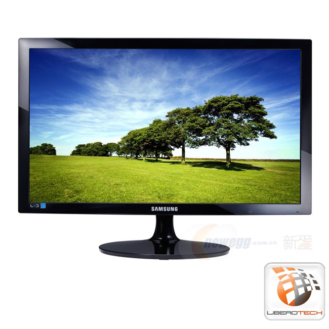 "Monitor Samsung Serie 1 S22D300N LED 21.5"" WIDE 16:9"