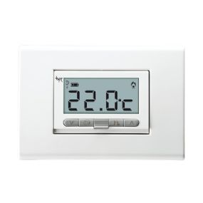 3-Ebenen vertieft digitalen Thermostat Bpt TA/350