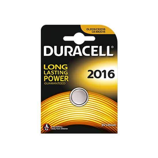 Duracell Lithium Battery DL2016 3V - Blister 1 pcs