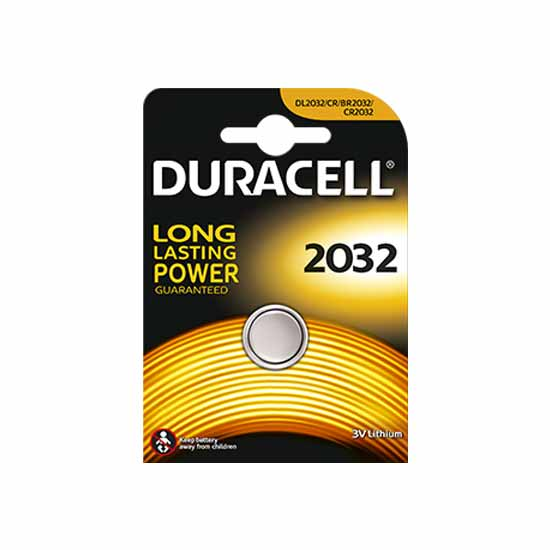 Duracell Lithium Battery DL2032 3V - Blister 1 pcs