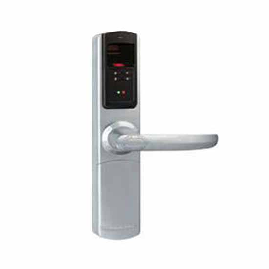 Right handle high finish 5500 with Mifare card reader
