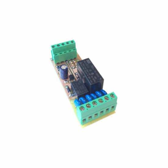 Module 2 relays only board IPC-3402