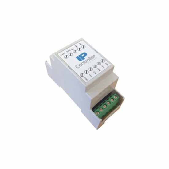 Module 2 relays in DIN rail box IPC-3502