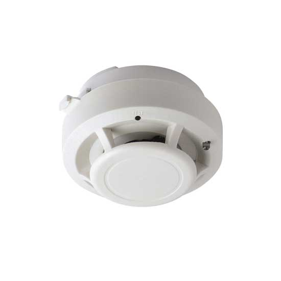 Dual Band smoke detector via radio Mhouse - MAD5