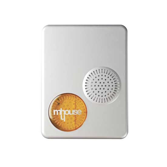Outdoor siren Radio with integr.bidirectional voice board Mhouse - MASO1