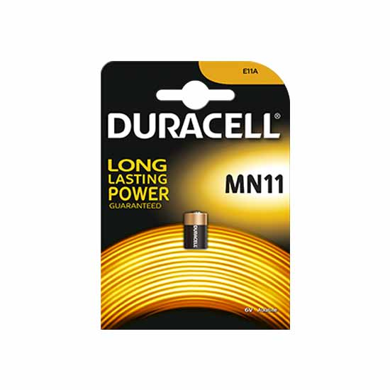 Duracell Alkaline Battery 6V MN11 - Blister 1 pcs