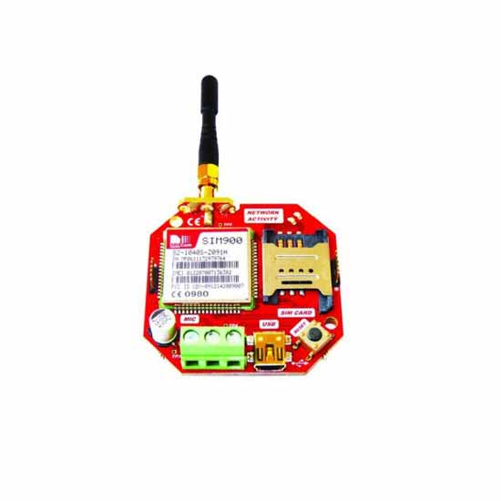 GSM sms text alarm diallers wilarm micro - 1 IO + USB cable