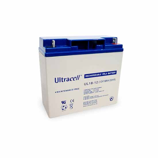 Rechargeable lead battery 12V 18Ah Ultracell European