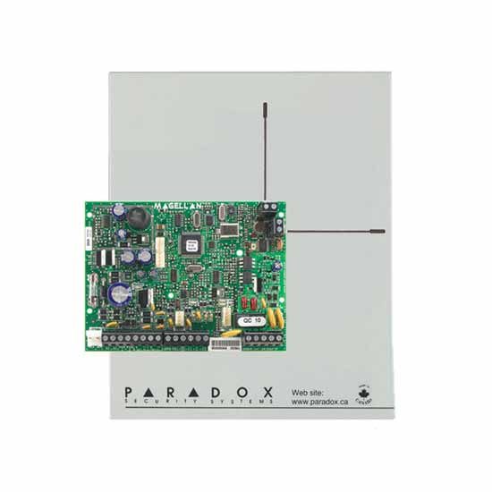 Microprocessor central with 32 zones 868MHz Paradox MG5050/86