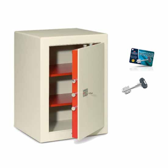 Free standing safes double-bitted key Sekur Large Key