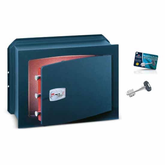 Wall safes protection double-bitted key Technobox Key