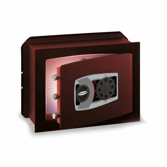 Wall safes mechanical combination with disc Master Combi