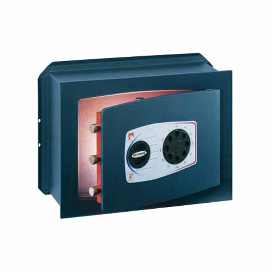 Wall safes mechanical combination with disc Gold Combi