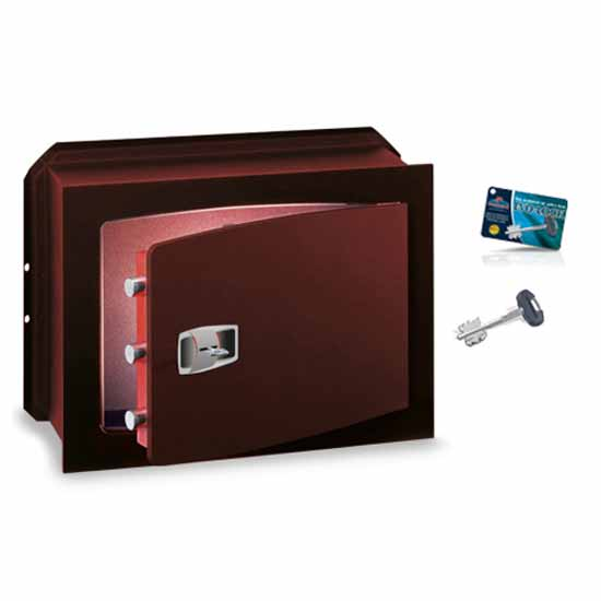 Wall safes manganese protection double-bitted key Master key