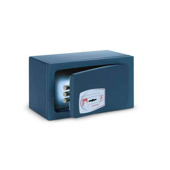 Wall and free standing safe double-Bitted Key Mini Safe