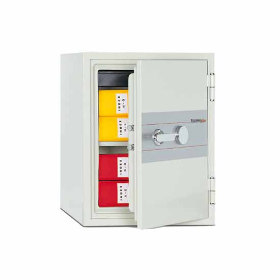 Fireproof cabinets double-bitted key Technofire NGS