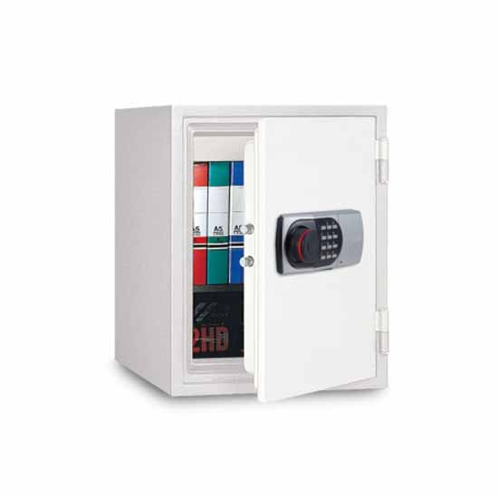 Fireproof cabinets digital electronic combination Technofire SE