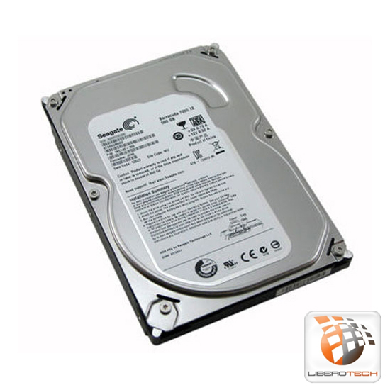 HD 500GB SATA 3 SEAGATE 16MB 7200RPM 6GB/S BARRACUDA