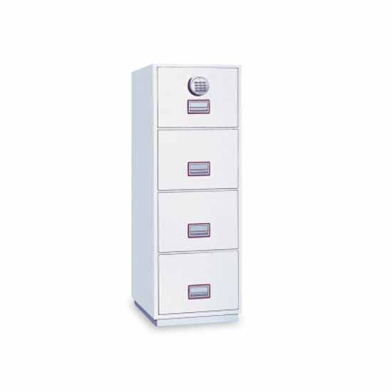 Fireproof filing cabinets electronic combination Tecnhosafe DFCE