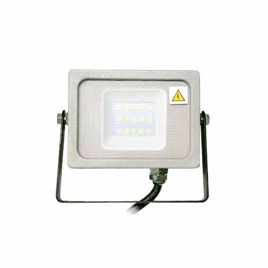 10W LED Flutlicht SMD 4000K 100° 800LM IP65 SMD - G&B