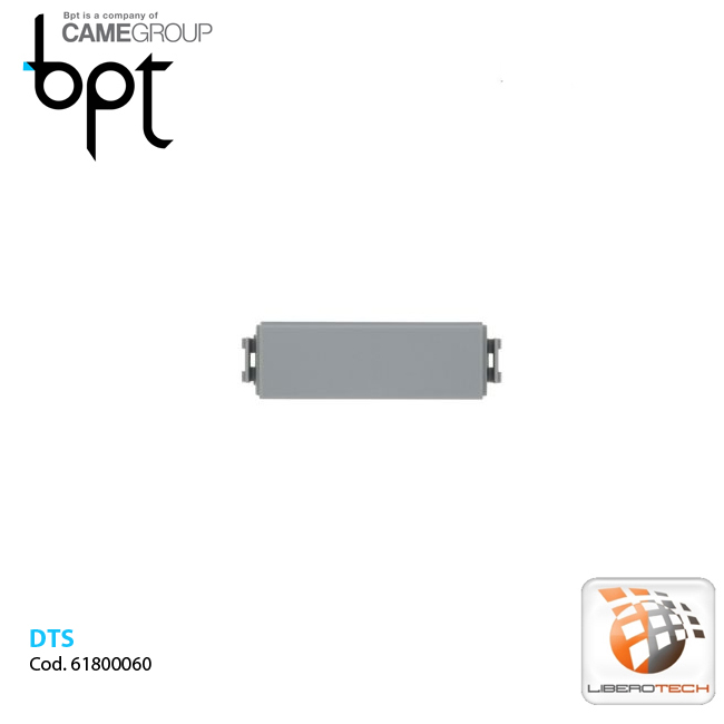 Single cover PC/ABS thermoplastic, colour Greyhound Grey Bpt DTS