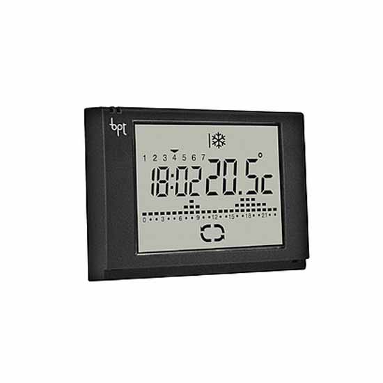 Chronothermostat touch screen for recessed 230V Bpt TH/600 230