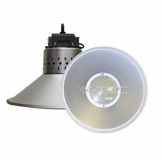 Lampes industrielles LED 150W LED High Bay SMD Blanc 6000K