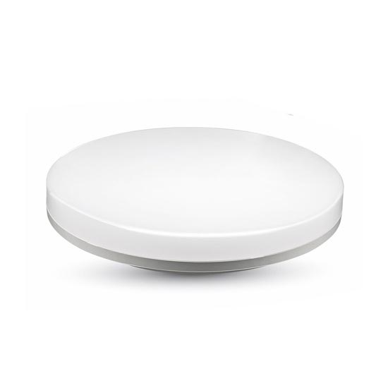 12W Plafonnier Surface LED Dome Rond Trimless 4000K IP44 1250LM