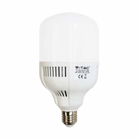 Ampoule LED Corn Shaped SMD 30W Е27 A80 Plastique 4000K 2700LM