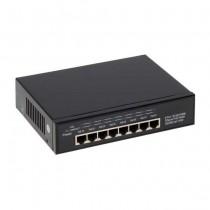 Switch 8 Port PoE 10/100/1000 Mbps - 90POE88GG