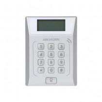 Hikvision DS-K1T802E Terminal de contrôle d'accès 12V DC avec LCD lecteur RFID standard Unique EM ip20