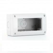Idrobox 4 horizontal modules Waterproof IP40 - Bticino 25404