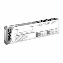 N1D Senso Kit Radio FAAC Automazione per persiane White 105750