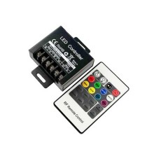 V-TAC VT-2421 controller for strip LED RGB with remote control - SKU 3340