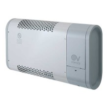 Compact wall-mounted fan heater with digital timer Vortice MICRORAPID T 2000-V0 - sku 70681